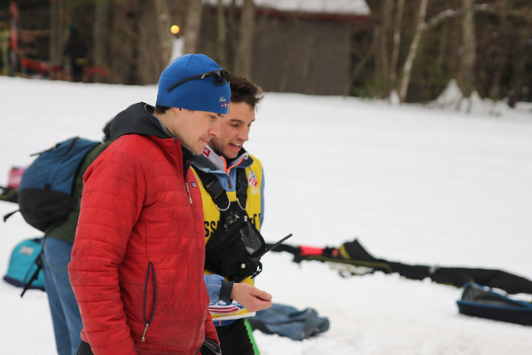 Cheri Walsh/Eastern Cup Nordic Race | February 11
