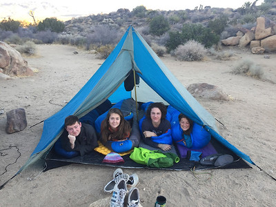 Student Trip to Joshua Tree and Mojave Desert