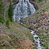 RM_11623 Undine Falls near Mammoth Hot Springs
