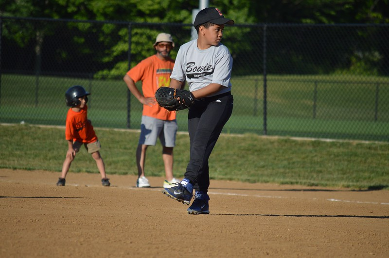 Youth Baseball League