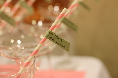Bridal Shower | Photography/Evening Planning | Handmade Drink Tags