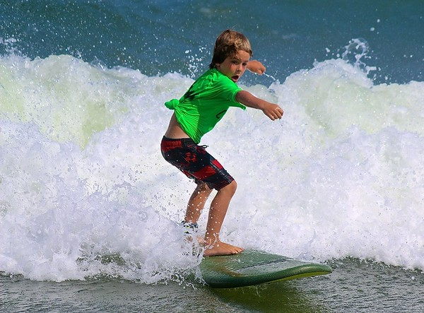 Surf Competitor