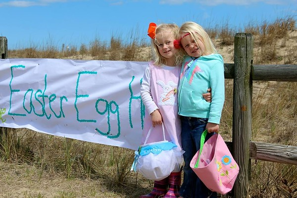 Sandbridge Community-Wide  Easter Egg Hunt