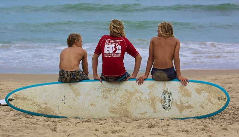 Area Surf Competition