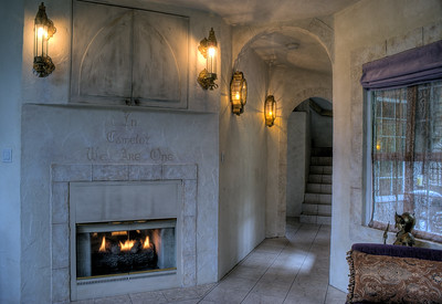 """A Cottage And A Castle B&B - Chemainus, BC, Canada Visit our blog """"A Cottage And A Castle"""" for the story behind the photos."""