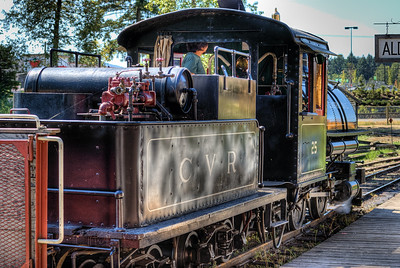 "Train - BC Forest Discovery Centre, Duncan, BC, Canada Visit our blog ""Finding History"" for the story behind the photos."