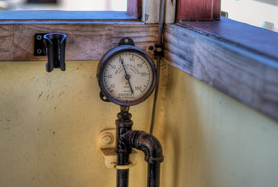 "Gauge - BC Forest Discovery Centre, Duncan, BC, Canada Visit our blog ""Finding History"" for the story behind the photos."