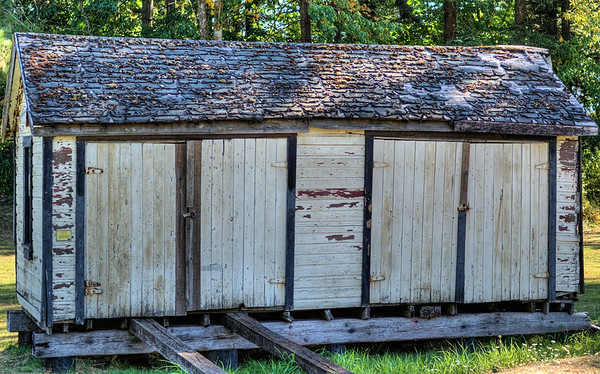 Speeder Shack - BC Forest Discovery Centre, Duncan, BC, Canada