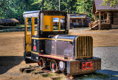 "Playground Train - BC Forest Discovery Centre, Duncan, BC, Canada Visit our blog ""The Toy Train Express"" for the story behind the photos."