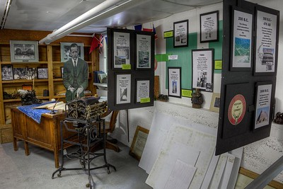 """Bamberton Museum - Bamberton, Vancouver Island, BC, Canada Please visit our blog """"Beyond The Iron Gate"""" for the story behind the photo."""