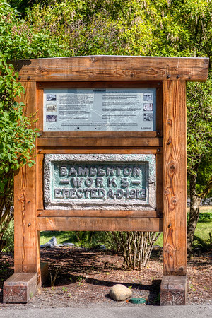 Bamberton Town Site - Bamberton, Vancouver Island, BC, Canada