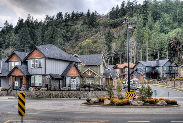 Bear Mountain - Langford BC Canada