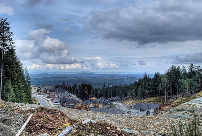 """Bear Mountain - Langford BC Canada Visit our blog """"Toad At The Top"""" for the story behind the photo."""