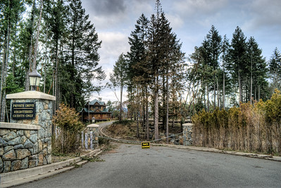 """Bear Mountain - Langford BC Canada Visit our blog """"Life At The Bottom Of The Swamp"""" for the story behind the photo."""