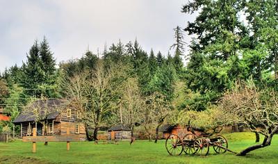 Caleb Pike Heritage Park - Victoria, BC, Canada
