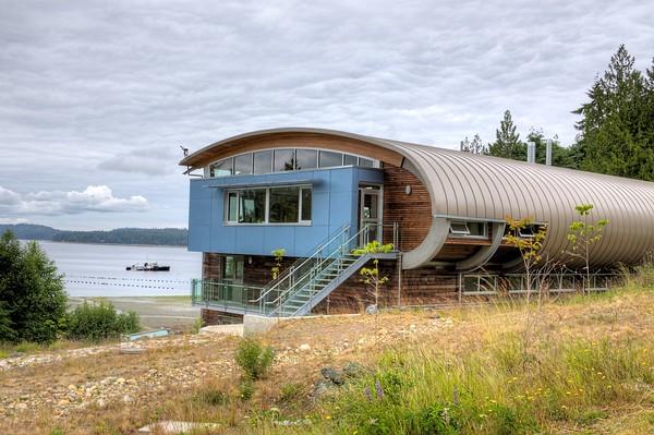 Deep Bay Marine Field Station - Deep Bay, Vancouver Island, BC, Canada