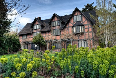 "English Inn & Resort, Victoria, BC, Canada Visit our blog ""The Cottage's Final Days"" for the story behind the photo."