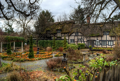 Anne Hathaways Cottage (Replica), English Inn & Resort, Victoria, BC, Canada