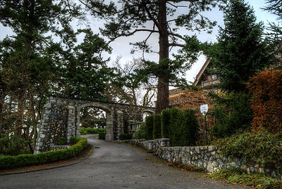English Inn & Resort, Victoria, BC, Canada