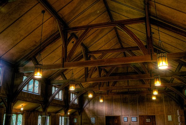 Fairbridge Chapel - Cowichan Station, Cowichan Valley, Vancouver Island, BC, Canada