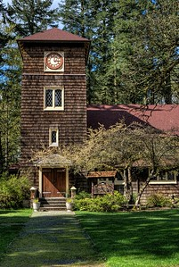 "Fairbridge - Cowichan Station, Cowichan Valley, Vancouver Island, BC, Canada Visit our blog ""The Fairbridge Community"" for the story behind the photo."