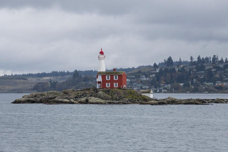 Fisgard Lighthouse - Colwood, BC, Canada