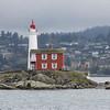 Fisgard Lighthouse - Colwood, Vancouver Island, British Columbia, Canada