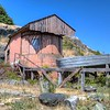 """Searchlight Emplacement No. 6 - Fort Rodd Hill, Victoria, BC, Canada Visit our blog """"<a href=""""http://toadhollowphoto.com/2013/09/25/searchlight/"""">Cabin By The Beach</a>"""" for the story behind the photo."""