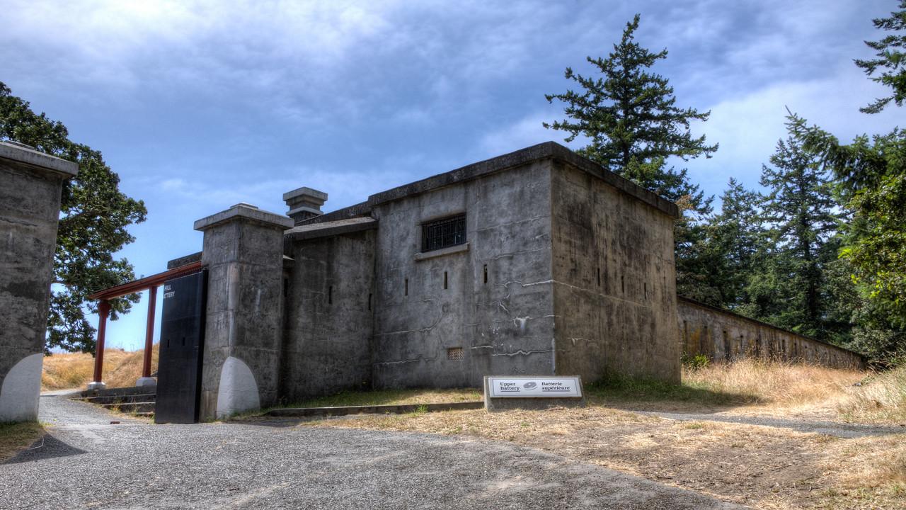 Fort Rodd Hill, Victoria, BC, Canada