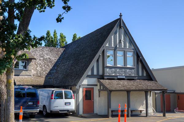 Francis Rattenbury's House