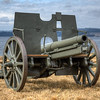 German 77mm Nahkampfkanone L/27, Reg. #9739 - Esquimalt, Victoria, BC, Canada