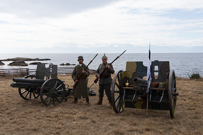 """German Military Re-enactors - Esquimalt, Victoria, BC, Canada Visit our blog """"Silent For 100 Years"""" for the story behind the photo."""