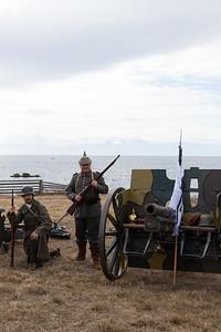 German Military Re-enactors - Esquimalt, Victoria, BC, Canada