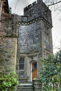 """Hatley Park Castle - Victoria BC Canada Visit our blog """"Nooks & Crannies"""" for the story behind the photo."""