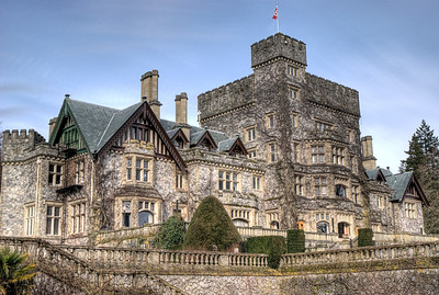 "Hatley Park Castle - Victoria BC Canada Visit our blog ""Away From The Castle's Keep"" for the story behind the photo."