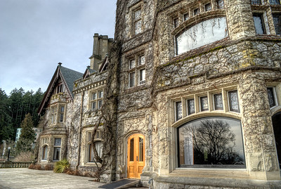 """Hatley Park Castle - Victoria BC Canada Visit our blog """"We Storm The Castle"""" for the story behind the photo."""