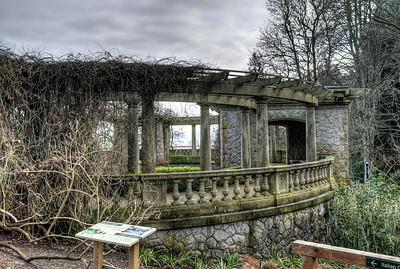 "Hatley Park Castle - Victoria BC Canada Visit our blog ""The Dark Garden"" for the story behind the photo."
