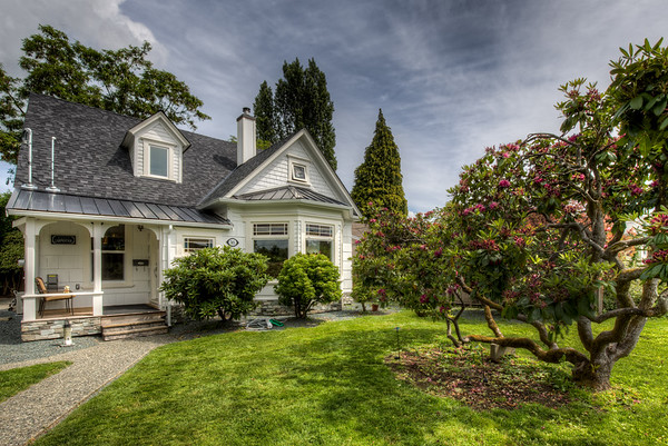 Hoey House - Duncan, Cowichan Valley, Vancouver Island, British Columbia, Canada