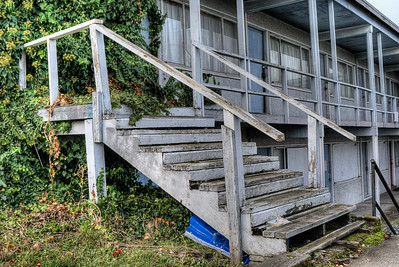 "Holiday Court Motel - Victoria, BC, Canada Visit our blog ""Holiday Court Motel: Its Final Days"" for the story behind the photos."