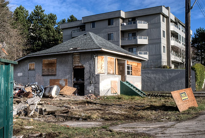 "House Demolition - Victoria BC Canada Please visit our blog ""The Toad And The Wrecking Ball"" for the story behind the photos."