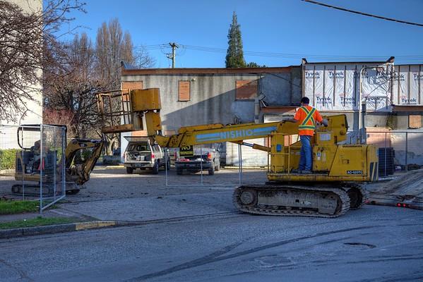 Ian's Coffee Stop / Turner's News - Victoria, BC, Canada