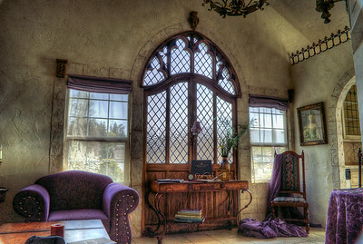 "Castle Interior - Chemainus BC Canada Visit our blog ""In The Castle's Keep"" for the story behind the photos."