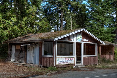 "J&D's Take Out - Sooke, Vancouver Island, BC, Canada Visit our blog ""Order Up!"" for the story behind the photo."