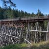 Kinsol Trestle - Cowichan Valley, Vancouver Island, BC, Canada