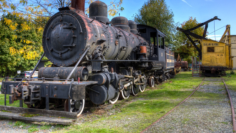 Ladysmith Train Station & Railway Museum