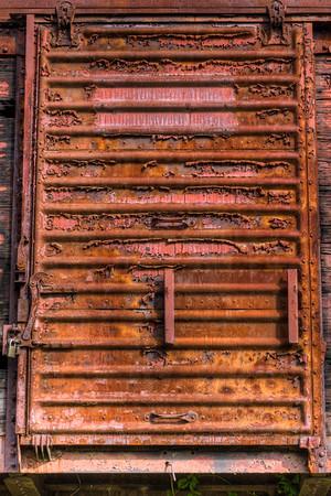Ladysmith Railway Museum - Ladysmith, Vancouver Island, BC, Canada