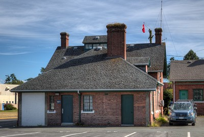 Macaulay Point Park - Victoria, BC, Canada