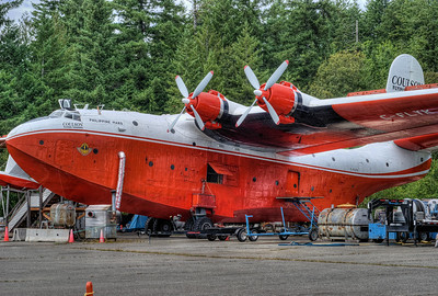 """Mars Water Bomber - Sproat Lake, BC, Canada Visit our blog """"Mars Water Bomber"""" for the story behind the photos."""