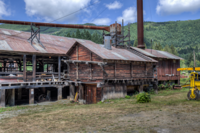 "Visit our blog ""A Visit To McLean Mill National Historic Site"" for the story behind the photo."