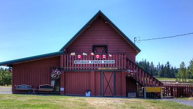 Metchosin Pioneer Museum, Vancouver Island, BC, Canada